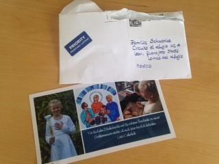 Post aus Deutschland !